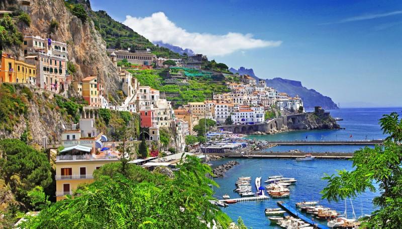Costa Amalfitana – Descubra os encantos do litoral sul italiano