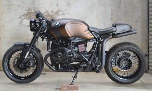 BMW R NINE T MARROM - 2