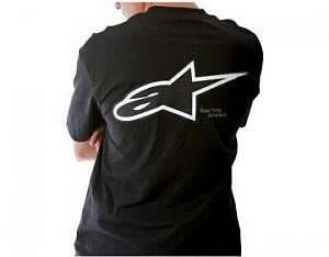 camiseta-alpinestars-astar-preta