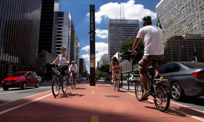 Para quê ciclovias se não podemos comprar bicicletas?