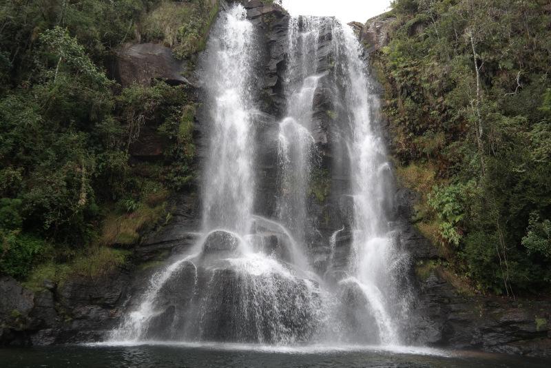 cachoeira das garcias