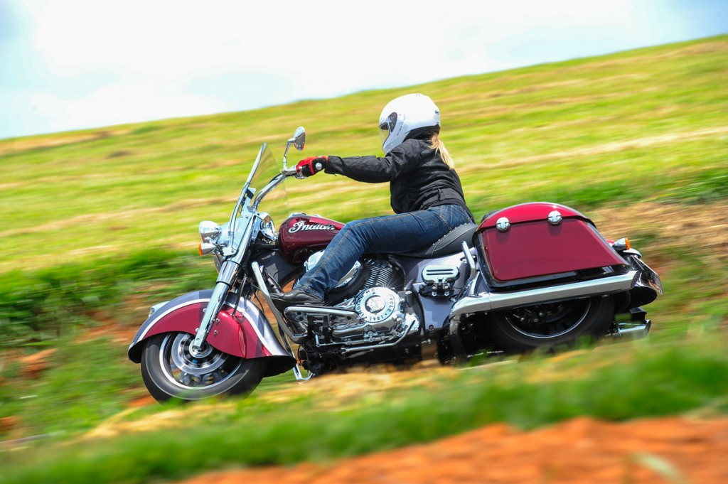 Lancamento Indian Chief Springfield 1215