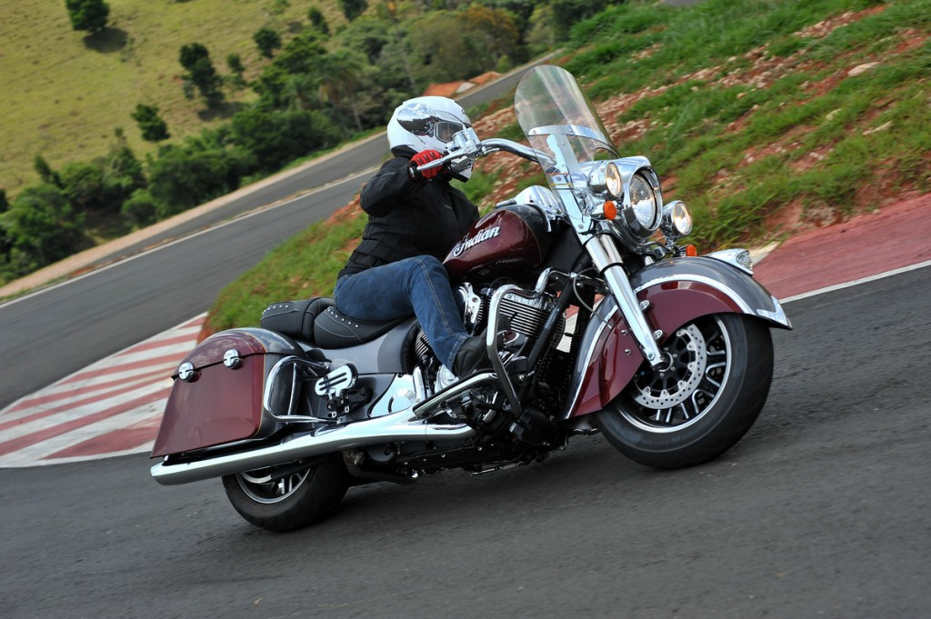 Lancamento Indian Chief Springfield 2997