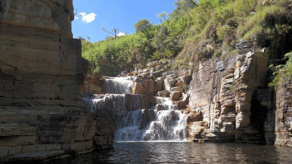 cachoeiras em capitólio