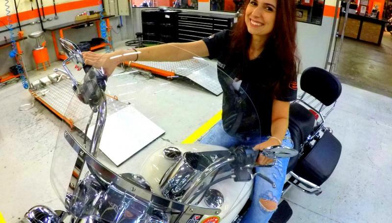 Saiba quais são os melhores acessórios para sua Harley-Davidson