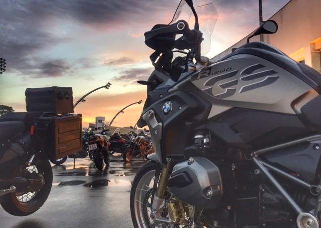 Auto Show Collection realiza exposição e testes de motocicletas em seu novo espaço