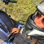 maresias de moto