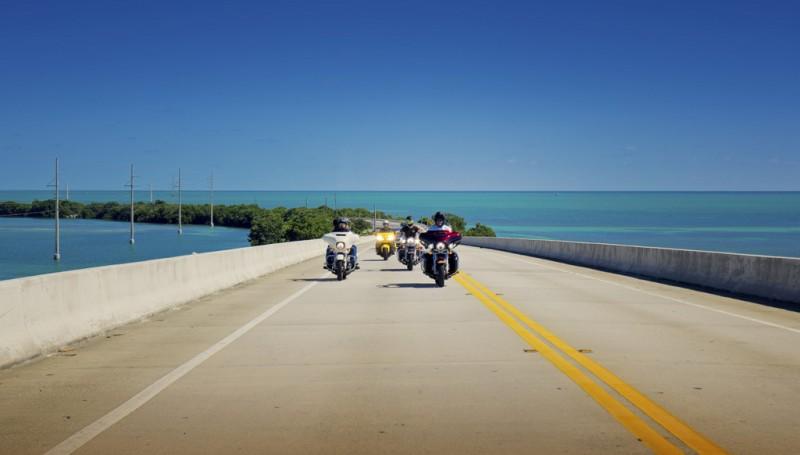 Harley-Davidson do Brasil sugere um roteiro INCRÍVEL para curtir o verão da Flórida