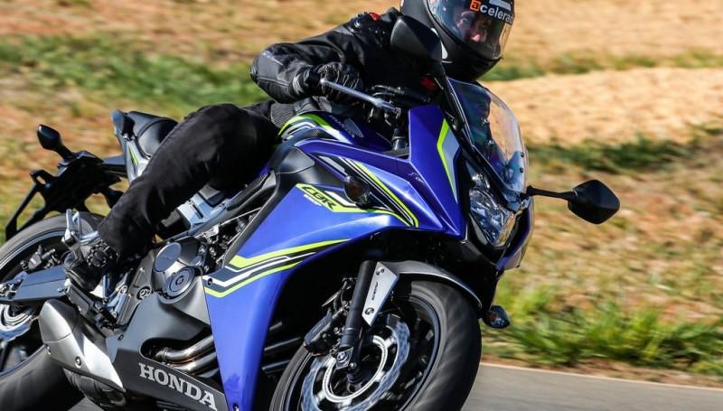 MOTO HONDA: novas CBR 650F e CB 650F