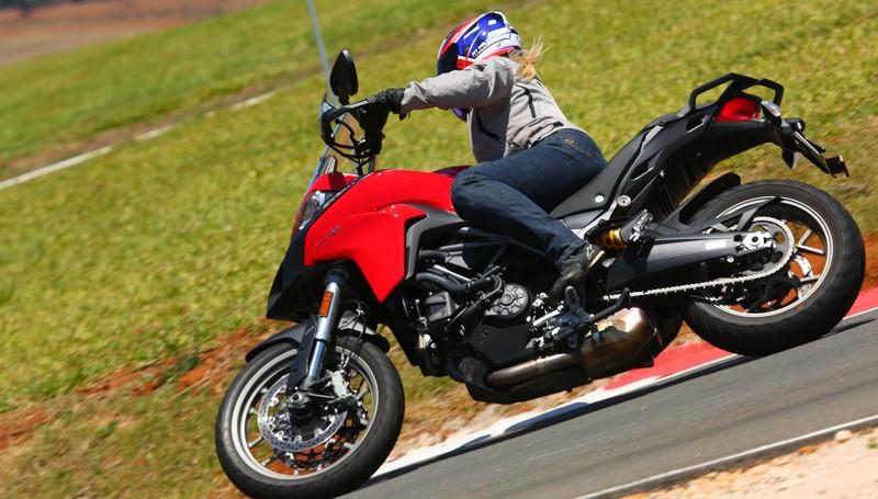 Teste moto: Ducati Multistrada 950