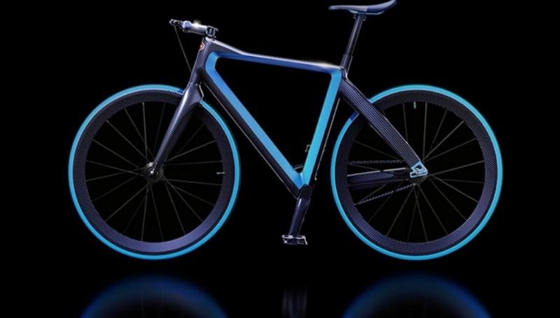 Bugatti lança a bicicleta de luxo mais leve do mundo