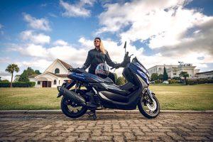 nova scooter yamaha nmax 160 abs 2021