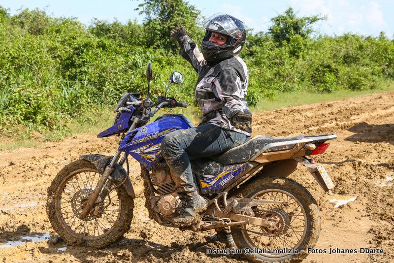 pantanal de moto