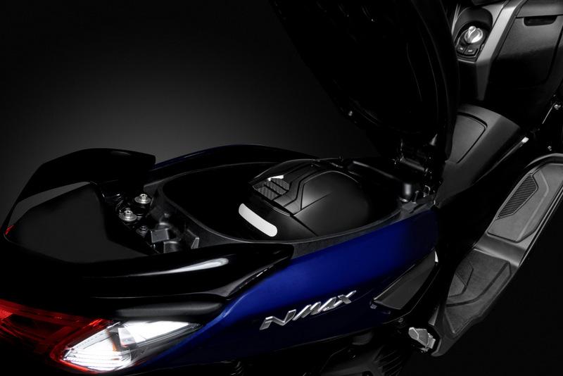 Yamaha NMAX 2020-17