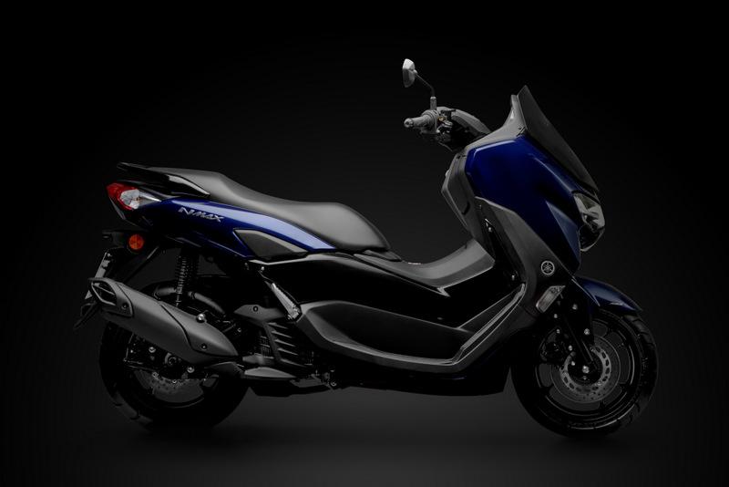 Yamaha NMAX 2020-5